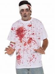 Bloody Shirt - Halloween Men Costumes